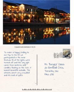 Copy of Global Field Trip Postcard Assignment